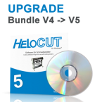 HeloCut 4 Bundle Edition Upgrade auf HeloCut 5 Bundle Edition