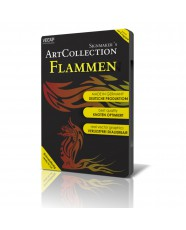 SignMaker´s Art Collection - Flammen