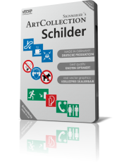 SignMaker´s Art Collection - Schilder